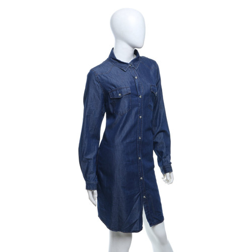 79c81095677 French Connection Denim dress in blue - Second Hand French ...