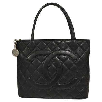 Chanel Handbag black cc