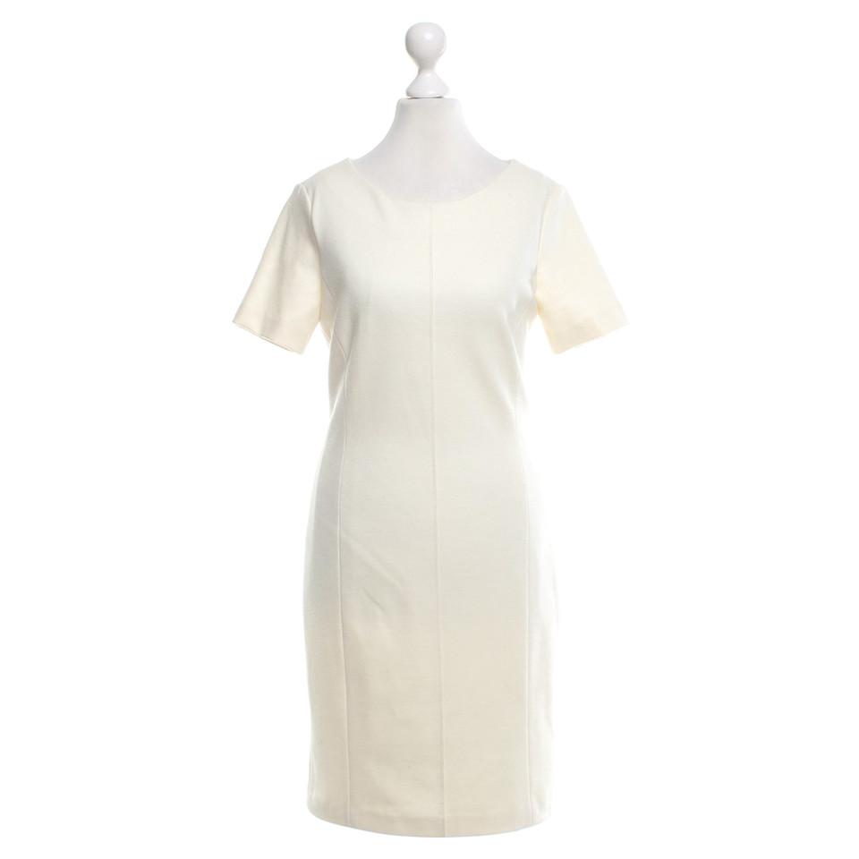 Set Kleid in Creme