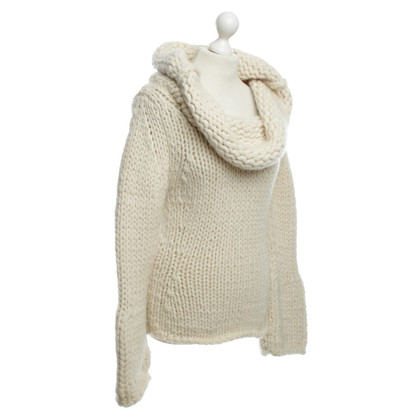 Gucci Cream knit pullover