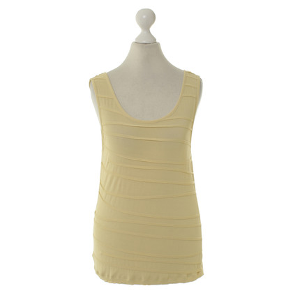 La Perla Top in yellow