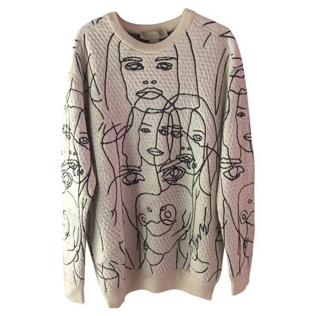 Stella McCartney Sweatshirt Creme