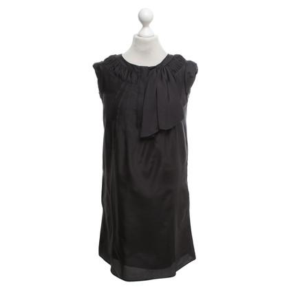 See by Chloé Silk dress in black