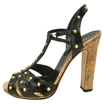 Gucci Sandals with studs trim