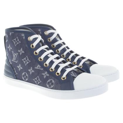 Louis Vuitton Sneakers con logo design