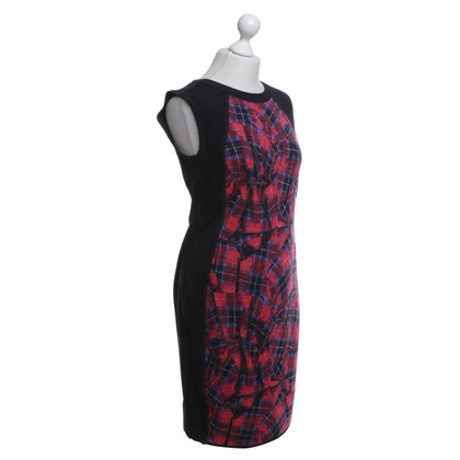 Marc Cain Woolen dress with pattern