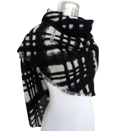 Iris von Arnim Scarf scarf with checked pattern