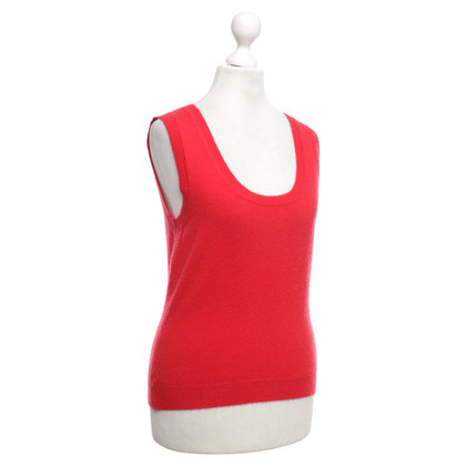 Etro Tank top in red
