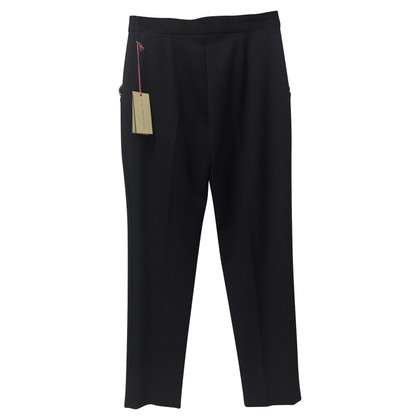 Stella McCartney black wool pants
