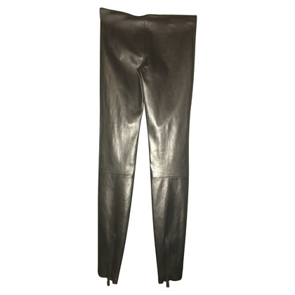Jitrois Leather leggings caleçon