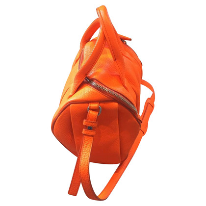 Alexander Wang Borsa media in pelle arancione Rockie