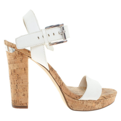 Michael Kors Sandalen in het wit