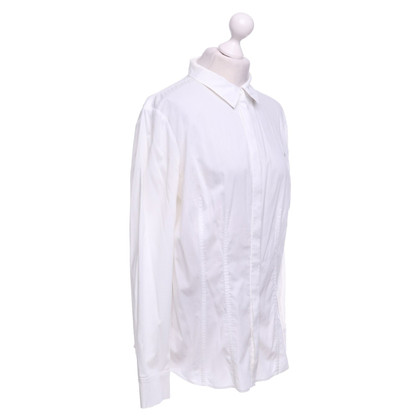 Escada Blouse in white