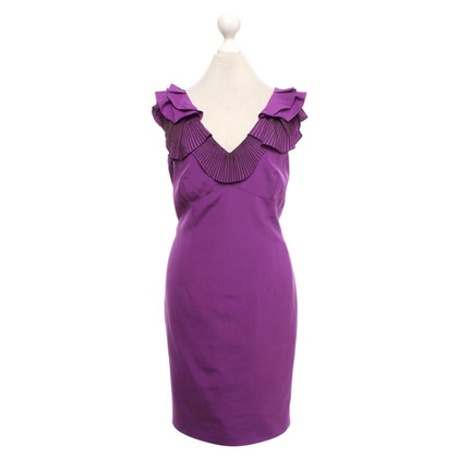 Karen Millen Jurk in Purple