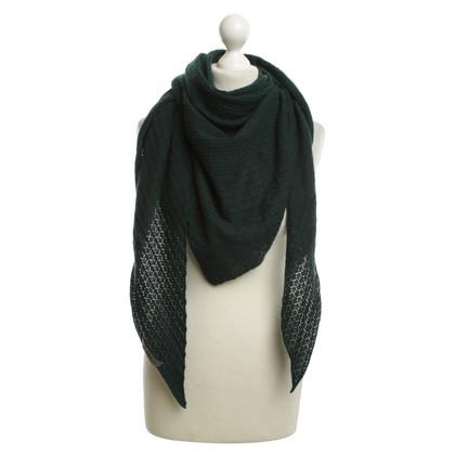 Andere Marke FFC - Dunkelgrüner Schal