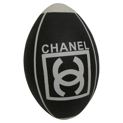 Chanel Football with logo