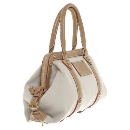 Louis Vuitton Handtasche in Beige