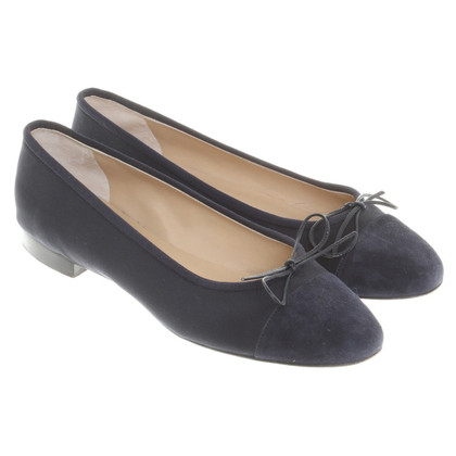 Unützer Ballerinas in dark blue