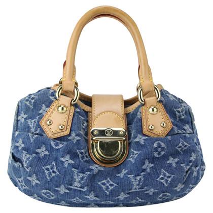 Louis Vuitton Denim Pleaty