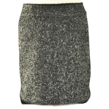 Zadig & Voltaire Sequin skirt