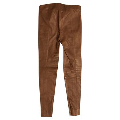 Ralph Lauren Skinny leather pants