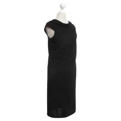 MM6 by Maison Margiela vestito elegante in nero