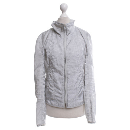Marc Cain Jacket in silver gray