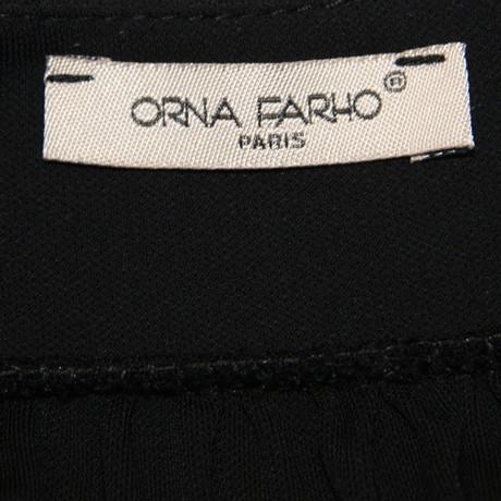 Orna in Farho Schwarz Orna Oberteil Farho Schwarz ZnU6Fx