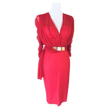 Zuhair Murad Vestito di rosso