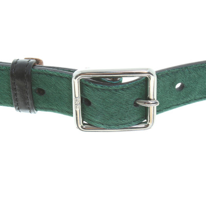 D&G Belt with fur