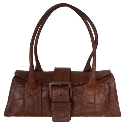 Mulberry Crocodile leather handbag