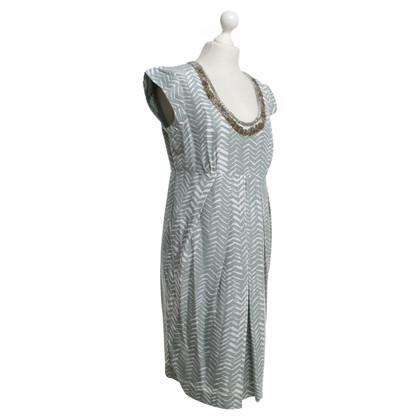 Other Designer FFC - silk dress with pattern