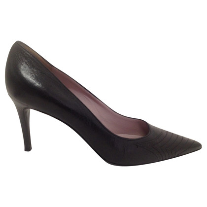 Max Mara Leather pumps