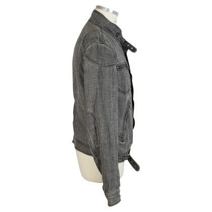 Roberto Cavalli giacca di jeans