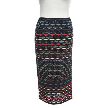 Missoni Knit skirt in multicolor