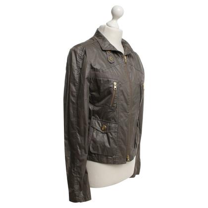 Fay giacca leggera in cachi