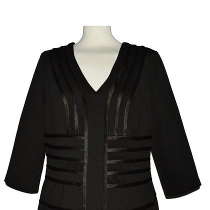 Barbara Schwarzer Robe noire