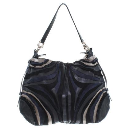 Hugo Boss Goat leather handbag