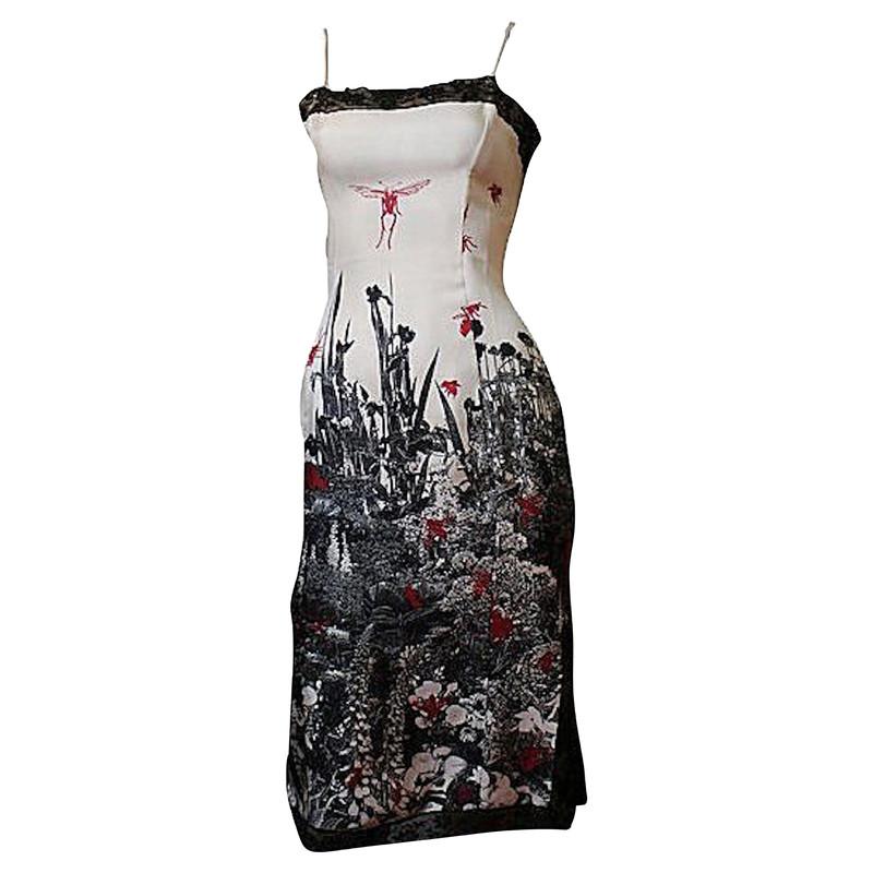 Pierre Balmain Silk dress
