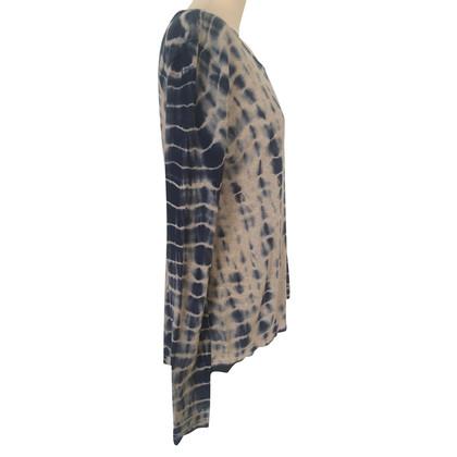 Zadig & Voltaire Leichter Pullover im Batikprint