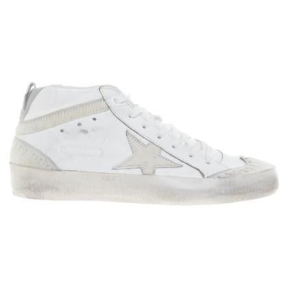 Golden Goose Sneakers in Weiß
