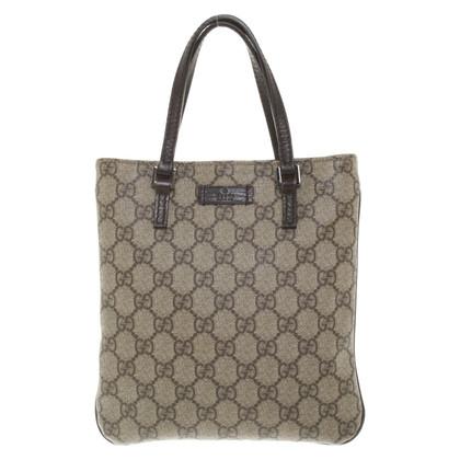 Gucci Tote Bag made of GG Supreme Canvas