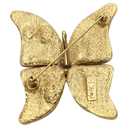 Yves Saint Laurent Brooch