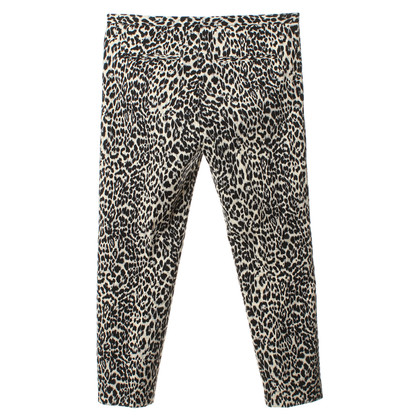 The Kooples Hose mit Animal-Design