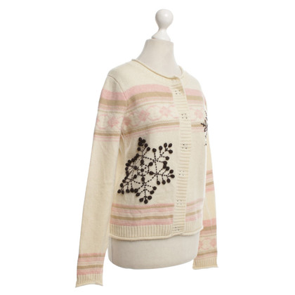 Kenzo Wool cardigan in cream