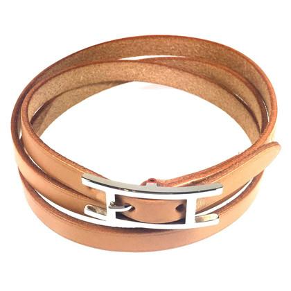 "Hermès Armband ""gelukkig 3 MM"""