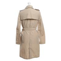 Mabrun Trench in beige