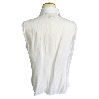 Armani Jeans camicetta di lino
