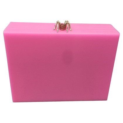 Charlotte Olympia clutch