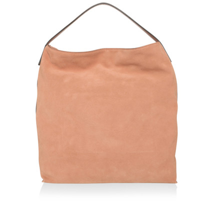 Coccinelle Suede tas in sepia